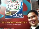 FIFA U-17, United Arab Emirates, 2013
