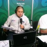 During Beijing 2008, TV commentator - SPORT TV