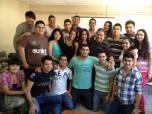 Course in Universidad de Occidente, Mexico, 2014.