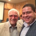 Dr. Lamartine DaCosta (UERJ) and Dr. Mataruna